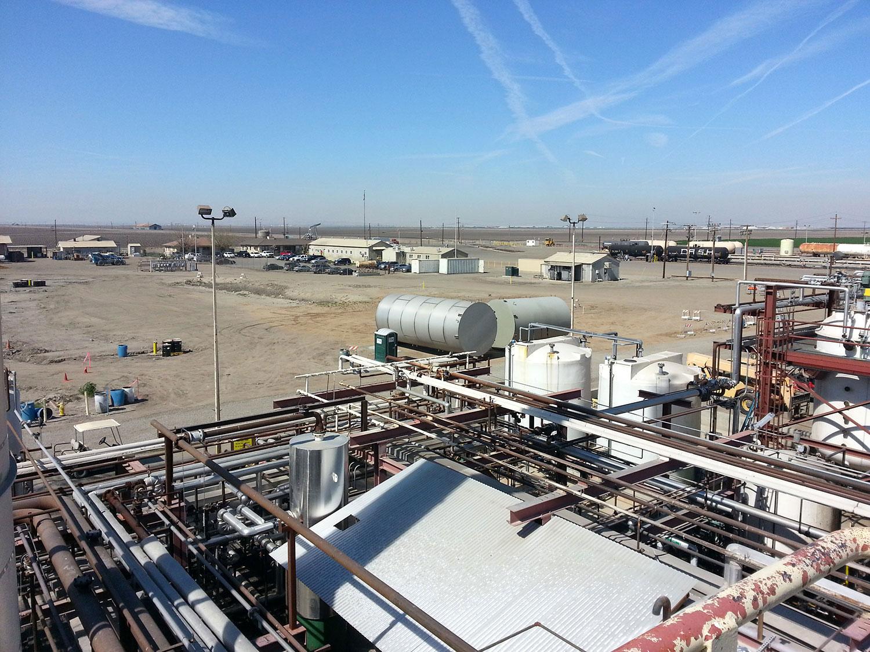 Crimson Renewable Biodiesel Project