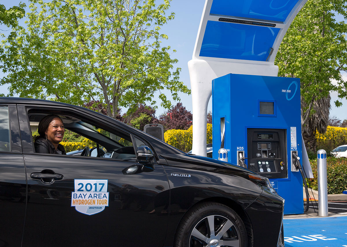 FirstElement Fuel Hydrogen Refueling Stations