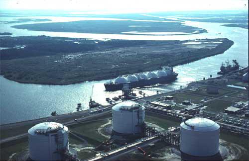 Lake Charles Import Terminal, Louisiana