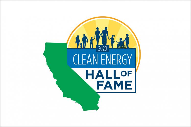 California Energy Commission's Clean Energy Hall of Fame Awards Logo