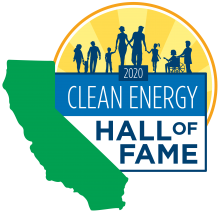 California Hall of Fame Awards Logo